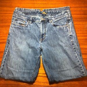 Tommy Bahama straight leg jeans